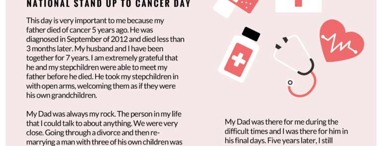 National Stand Up to Cancer Day