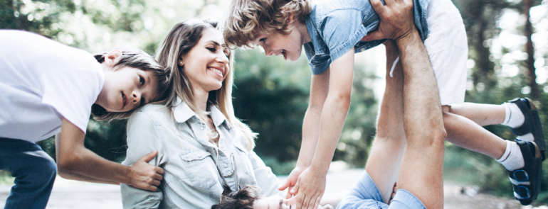 The Stages Of Stepfamily Development