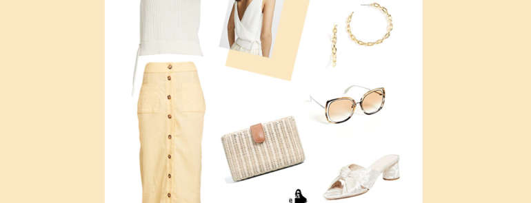 Fashion Friday Soft and Simple