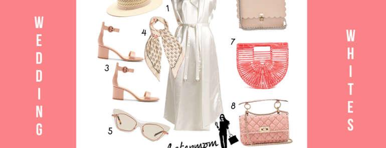 Fashion Friday Wedding Whites