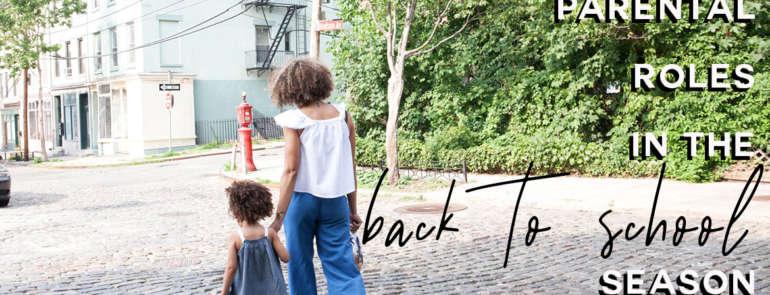 Your Role As A Stepparent In The Back To School Season